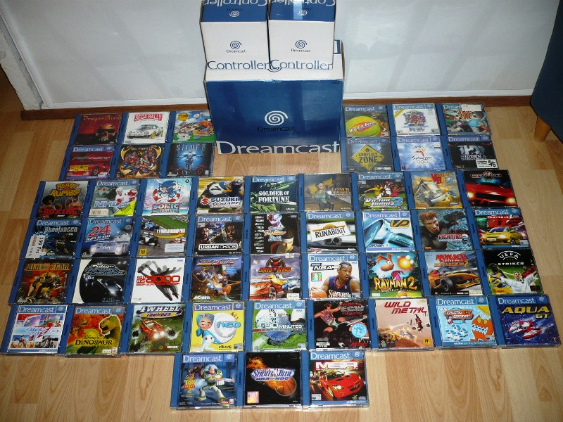 Collection de geodemars [UPDATE JUILLET 2011] Juillet-2011-Dreamcast