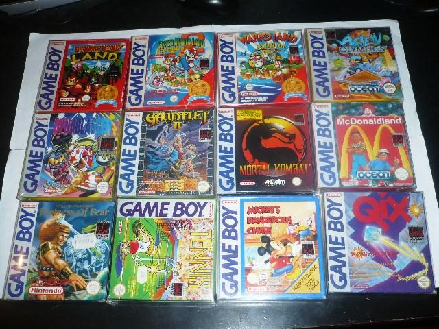full set game boy  P1200355
