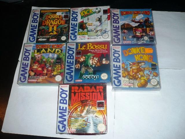 full set game boy  P1200374